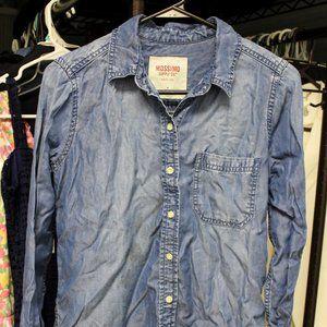 Mossimo Supply Co. Denim Shirt